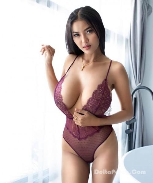 Faii Orapun Nude Instagram Model Big Tits 4