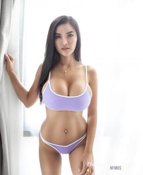 Faii Orapun Nude Instagram Model Big Tits 5