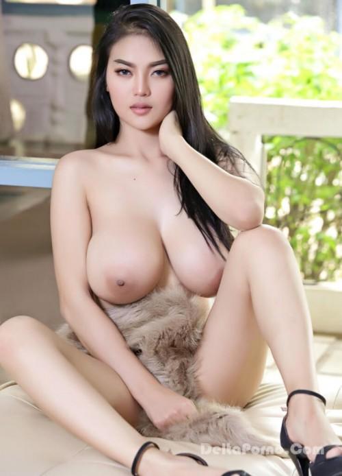 Faii Orapun Nude Instagram Model Big Tits 23